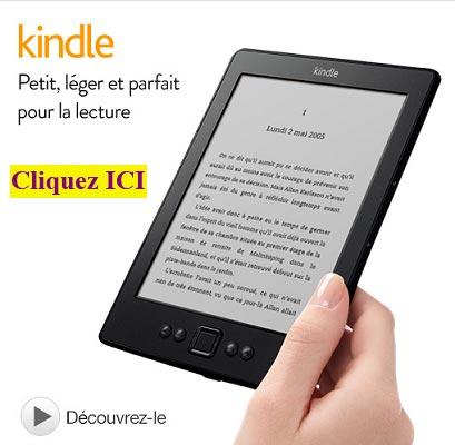 Lire les e-books comme un livre papier mais sans l'encombrement
