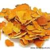 La peau de mandarine séchée dans la pharmacopée chinoise