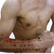 Shou San Li du méridien du gros intestin (10GI)