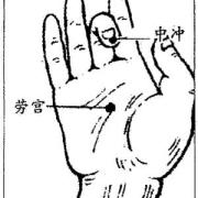 Le point Zhong Chong du méridien du péricarde (9Pc)