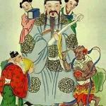 Le dieu Wenchangdijun