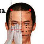 Le point Tou Wei du méridien de l'estomac (8E)