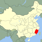 La province chinoise de Fujian
