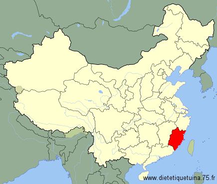 Province de Fujian