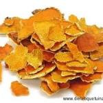 La peau de mandarine dans la pharmacopéé chinoise