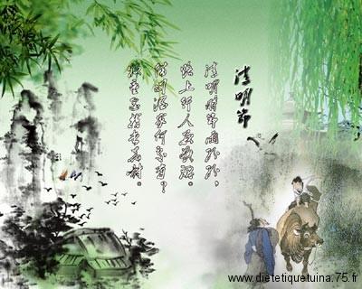 Cérémonie et rituel de la fête des morts en Chine
