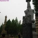 Cimetière de Shaolin: le temple des pagodes