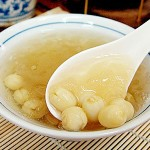 Soupe de graines de lotus