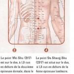 Traitement de la diarrhée par le massage Tuina