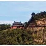 Temple taoïste Nanyan en Chine