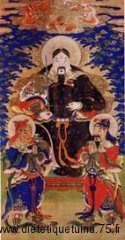 L'empereur Zhenwu