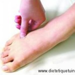 Le 41ème point d'acupuncture du méridien de la vésicule biliaire (41VB)