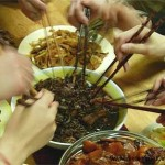 Les baguettes chinoises