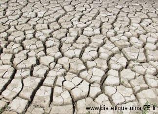 énergie climatique de la sécheresse