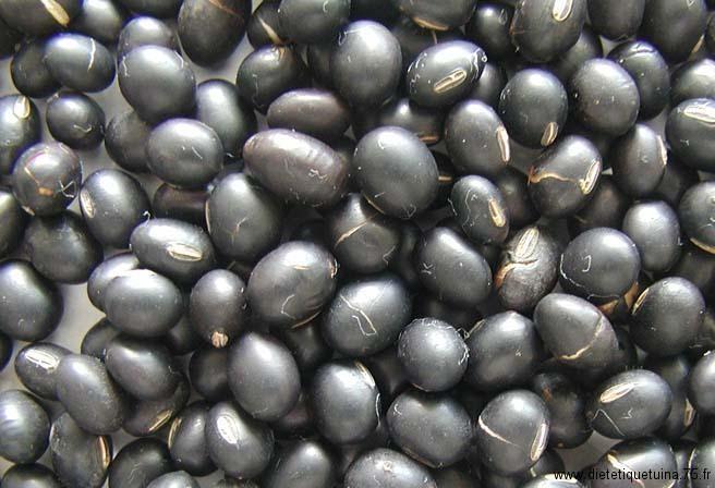 Haricot noir de Chine