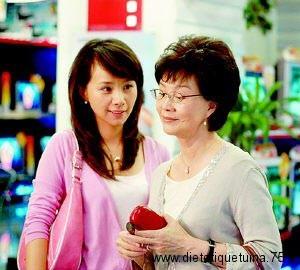 La bru et la belle mère chinoise