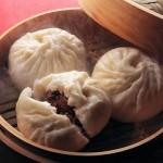 pain chinois à la vapeur, le bao zi