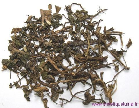 pourpier sec utilisé en médecine chnoise
