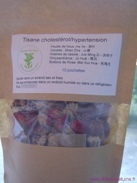 Sachet tisane pour rester en bonne santé