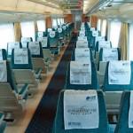Le types de sièges et couchettes des trains chinois (avec photos)