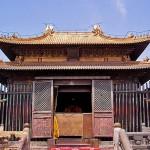 Les monts wudang en Chine