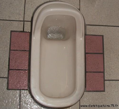 toilettes turques chinoise