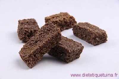 Biscuits préparé avec graines Tu Si Zi