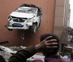 Accident: confondre l'accélérateur avec le frein