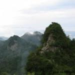 Wudang Shan en Chine